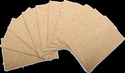 Nagermatte, 40 x 25 cm, 10er Pack